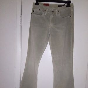 Adriano Goldschmied AG 27/reg New cordoroys pants